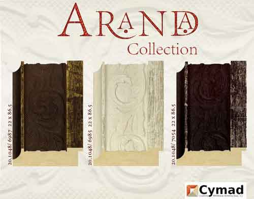 banner Aranda collection