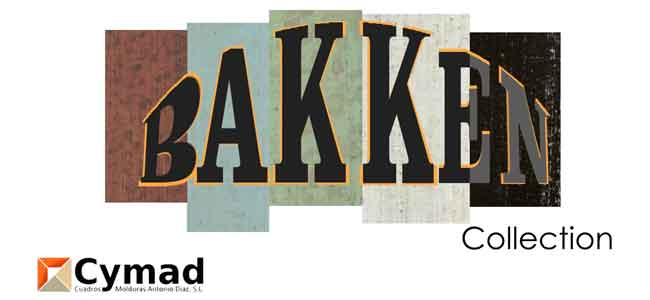 banner Bakken collection