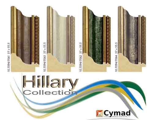 banner Hillary collection